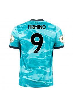 Футболка гостевая Ливерпуль 2020-2021 Firmino 9 (Роберто Фирмино)