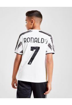 Форма детская домашняя Ювентус 2020-2021 Ronaldo 7 (Криштиану Роналду)