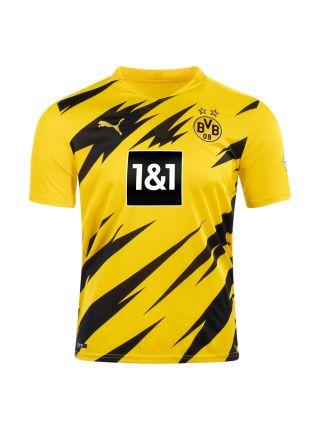 Футболка домашняя Боруссия Дортмунд 2020-2021 Haaland 9 (Холанн Эрлинг)