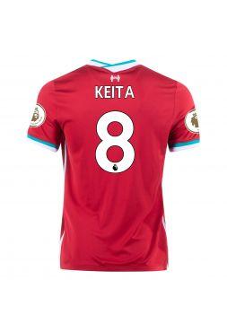 Футболка домашняя Ливерпуль 2020-2021 Keita 8 (Наби Кейта)