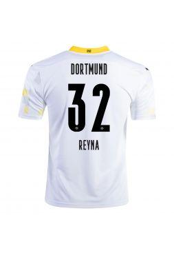 Футболка резервная Боруссия Дортмунд 2020-2021 Reyna 32 (Джованни Рейна)
