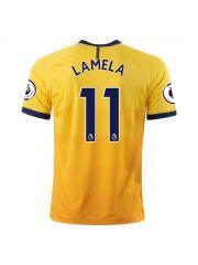 Футболка резервная Тоттенхэм 2020-2021 Lamela 11 (Эрик Ламела)