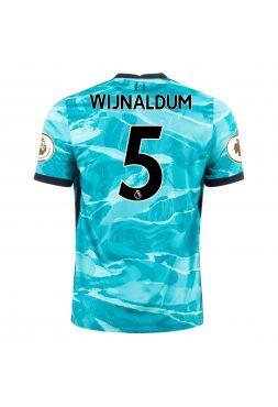 Футболка гостевая Ливерпуль 2020-2021 Wijnaldum 5 (Джорджиньо Вейналдум)