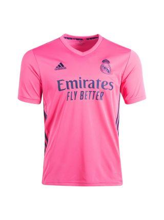 Футболка гостевая Реал Мадрид 2020-2021 Kroos 8 (Тони Кроос)