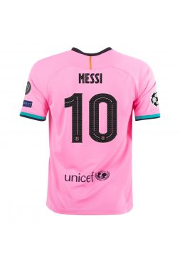 Футболка резервная Барселоны 2020-2021 Messi 10 (Месси)