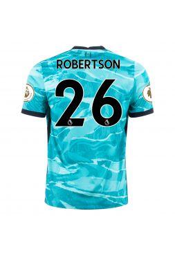 Футболка гостевая Ливерпуль 2020-2021 Robertson 26 (Эндрю Робертсон)