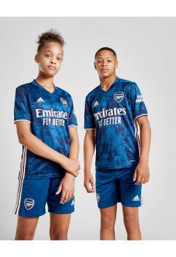 Футбольная форма детская резервная Арсенал 2020-2021