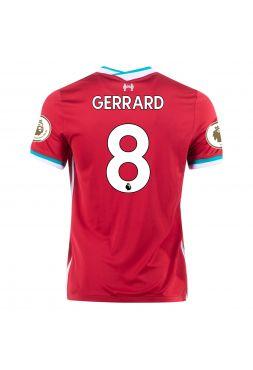 Футболка домашняя Ливерпуль 2020-2021 Gerrard 8 (Стивен Джеррард)