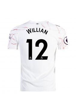 Футболка гостевая Арсенал 2020-2021 Willian 12 (Виллиан)