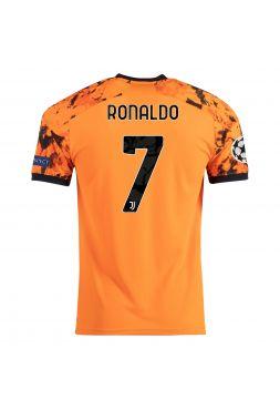 Футболка резервная Ювентус 2020-2021 Ronaldo 7 (Криштиану Роналду)