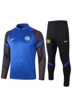Спортивный костюм сине-серый Интер Милан