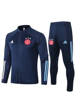 Спортивный костюм темно-синий Аякс с молнией
