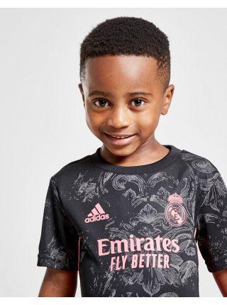 Футбольная форма детская резервная Реал Мадрид 2020-2021