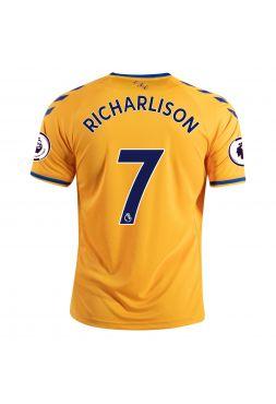 Футболка гостевая Эвертон 2020-2021 Richarlison 7 (Ришарлисон де Андраде)