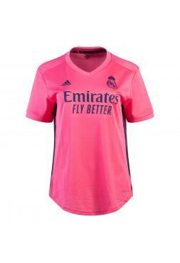 Футбольная форма женская гостевая Реал Мадрид 2020-2021