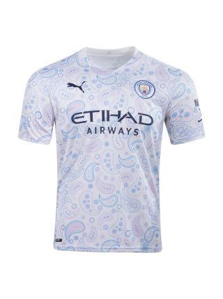 Футболка резервная Манчестер Сити 2020-2021 Lavelle 21 (Роуз Лавелл)