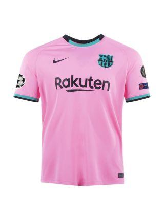 Футболка резервная Барселоны 2020-2021 F de Jong 21(Френки де Йонг )