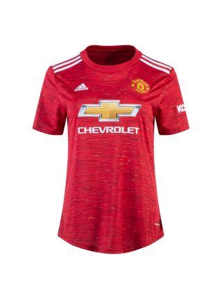 Футболка женская домашняя Манчестер Юнайтед 2020-2021 Heath 77 (Тобин Хит)