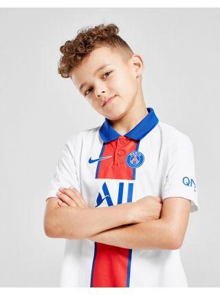 Футбольная форма детская гостевая ПСЖ 2020-2021