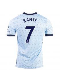 Футболка гостевая Челси 2020-2021 Kante 7 (Н'Голо Канте)