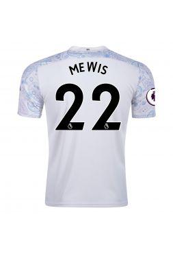 Футболка резервная Манчестер Сити 2020-2021 Me Wis 22 (Саманта Мьюис)