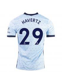 Футболка гостевая Челси 2020-2021 Havertz 29 (Кай Хаверц)