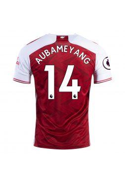 Футболка домашняя Арсенал 2020-2021 Аubameyang 14(Обамеянг)
