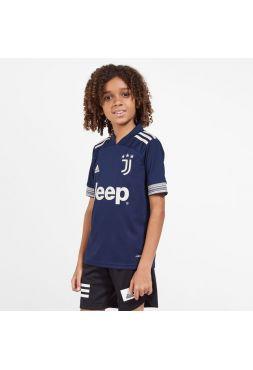 Футбольная форма детская гостевая Ювентус 2020-2021