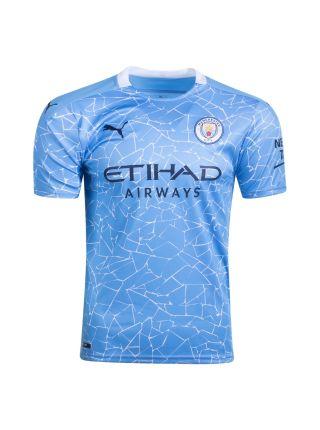Футболка домашняя Манчестер Сити 2020-2021 Bernardo 20 (Бернарду Силва)
