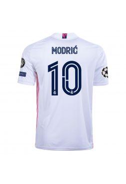 Футболка домашняя Реал Мадрид 2020-2021 Modric 10 (Лука Модрич)