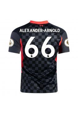 Футболка резервная Ливерпуль 2020-2021 Alexander-arnold 66 (Трент Александер-Арнольд)