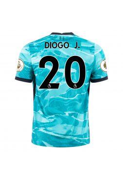 Футболка гостевая Ливерпуль 2020-2021 Diogo J. 20 (Диогу Жота)