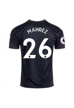 Футболка гостевая Манчестер Сити 2020-2021 Mahrez 26 (Рияд Махрез)