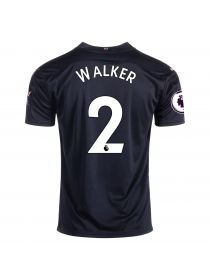 Футболка гостевая Манчестер Сити 2020-2021 Walker 2 (Кайл Уокер)