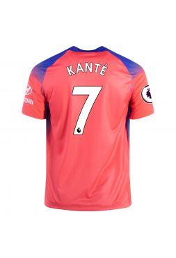 Футболка резервная Челси 2020-2021 Kante 7 (Н'Голо Канте)