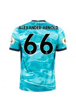 Футболка гостевая Ливерпуль 2020-2021 Alexander-arnold 66 (Трент Александер-Арнольд)