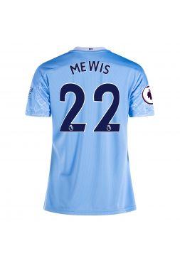Футболка женская домашняя Манчестер Сити 2020-2021 Me Wis 22 (Саманта Мьюис)