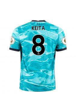 Футболка гостевая Ливерпуль 2020-2021 Keita 8 (Наби Кейта)