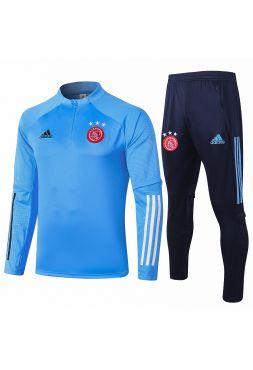 Спортивный костюм голубо-синий Аякс