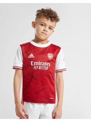 Футбольная форма детская домашняя Арсенал 2020-2021