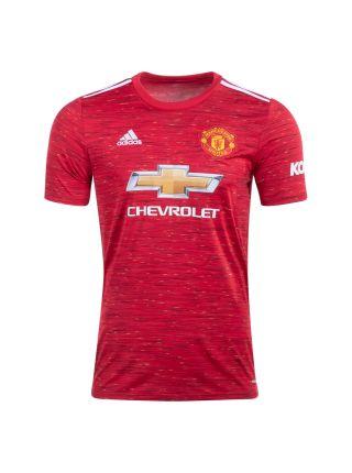 Футболка домашняя Манчестер Юнайтед 2020-2021 Pogba 6 (Поль Погба)