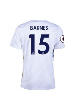 Футболка гостевая Лестер Сити 2020-2021 Barnes 15 (Харви Барнс)