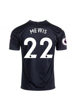 Футболка гостевая Манчестер Сити 2020-2021 Me Wis 22 (Саманта Мьюис)