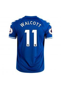 Футболка домашняя Эвертон 2020-2021 Walcott 11 (Тео Уолкотт)