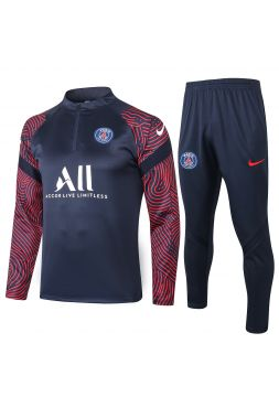Спортивный костюм темно-синий ПСЖ