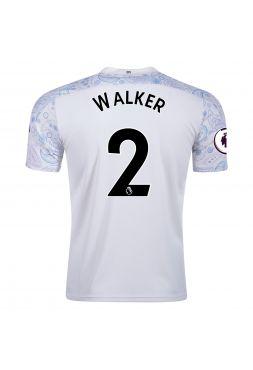 Футболка резервная Манчестер Сити 2020-2021 Walker 2 (Кайл Уокер)