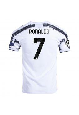 Футболка домашняя Ювентус 2020-2021 Ronaldo 7 (Криштиану Роналду)