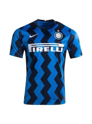Футболка домашняя Интер Милан 2020-2021 Lukaku 9 (Ромелу Лукаку)