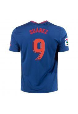 Футболка гостевая Атлетико Мадрид 2020-2021 Suarez 9 (Луис Суарес)
