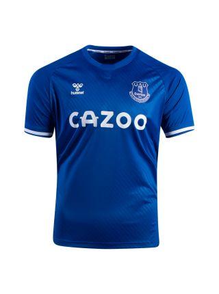 Футболка домашняя Эвертон 2020-2021 Сalvert-leWin 9 (Доминик Калверт-Льюин)